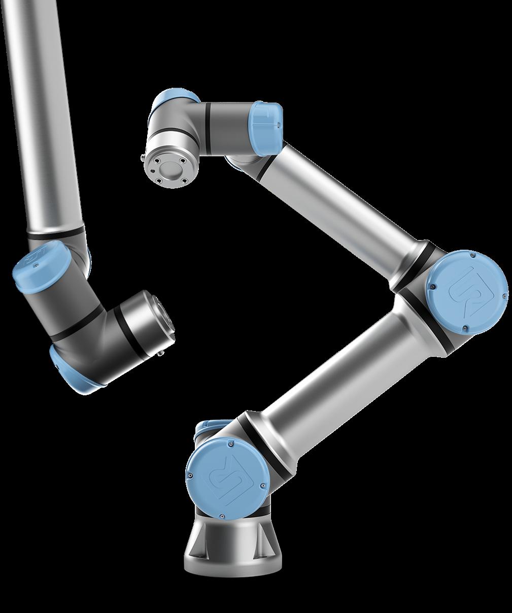 4年等待,优傲e系列打造全新协作机器人平台