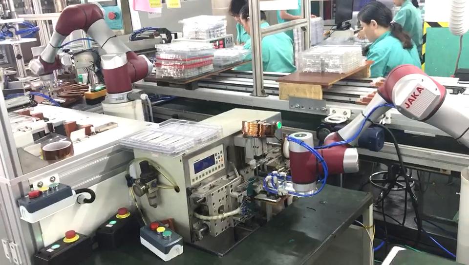 【专访】协作机器人与柔性制造下短生命周期市场的共生 ——王家鹏