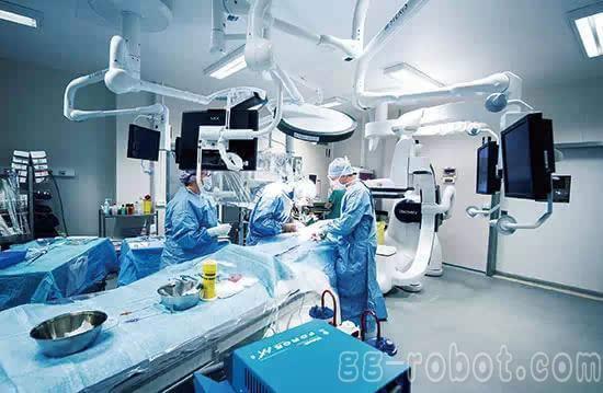 医疗机器人,下一个智能机器人投资风口